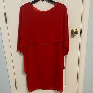 NWT Vince Camuto Red Dress